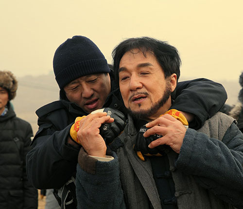 thumbnail_2. Jackie Chan and Director Ding Sheng.jpg